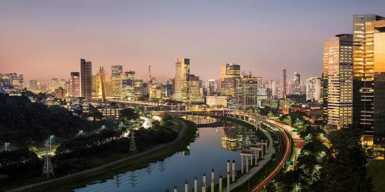 Foto da cidade de São Paulo